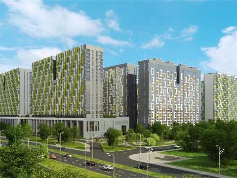 Жилой комплекс «Летний сад» Квартиры в готовых и строящихся